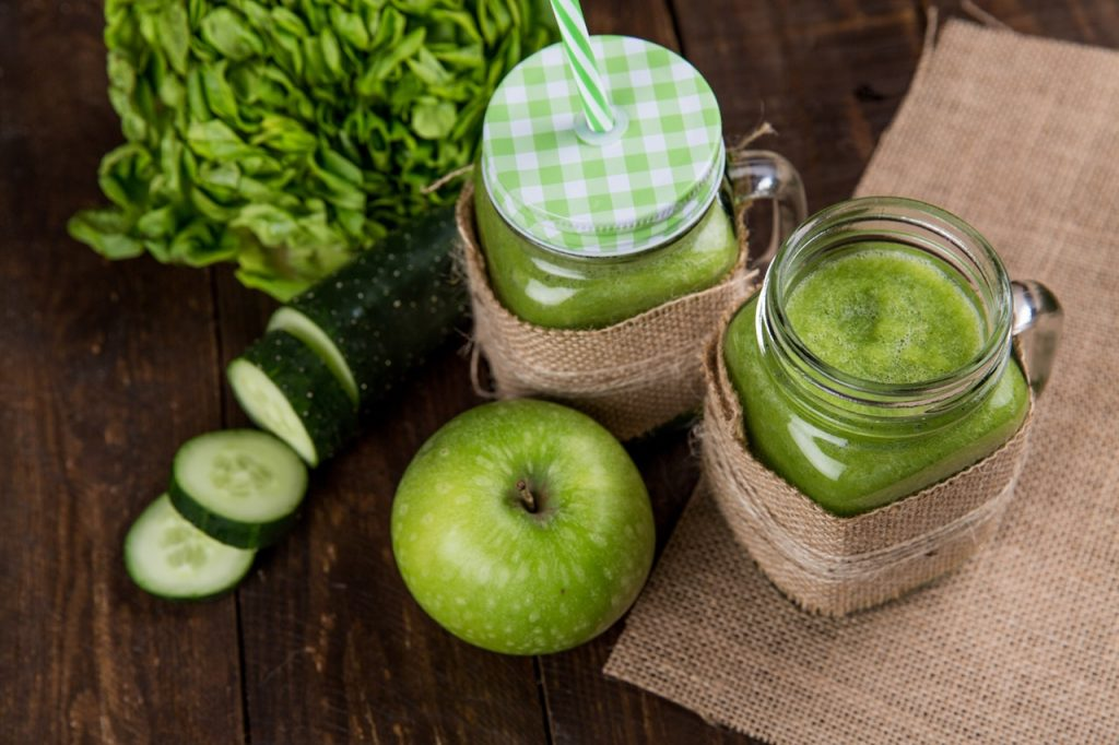 apple cucumber juice