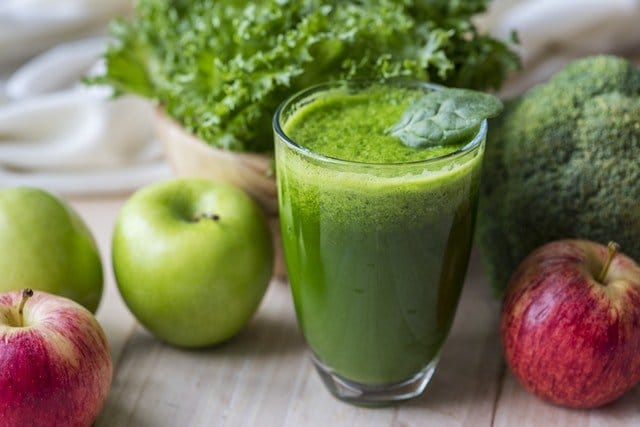 green juice for a 3 day juice cleanse