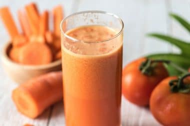carrot tomato juice