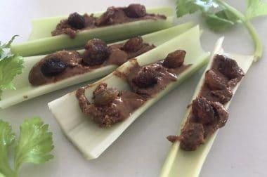 celery nut sticks