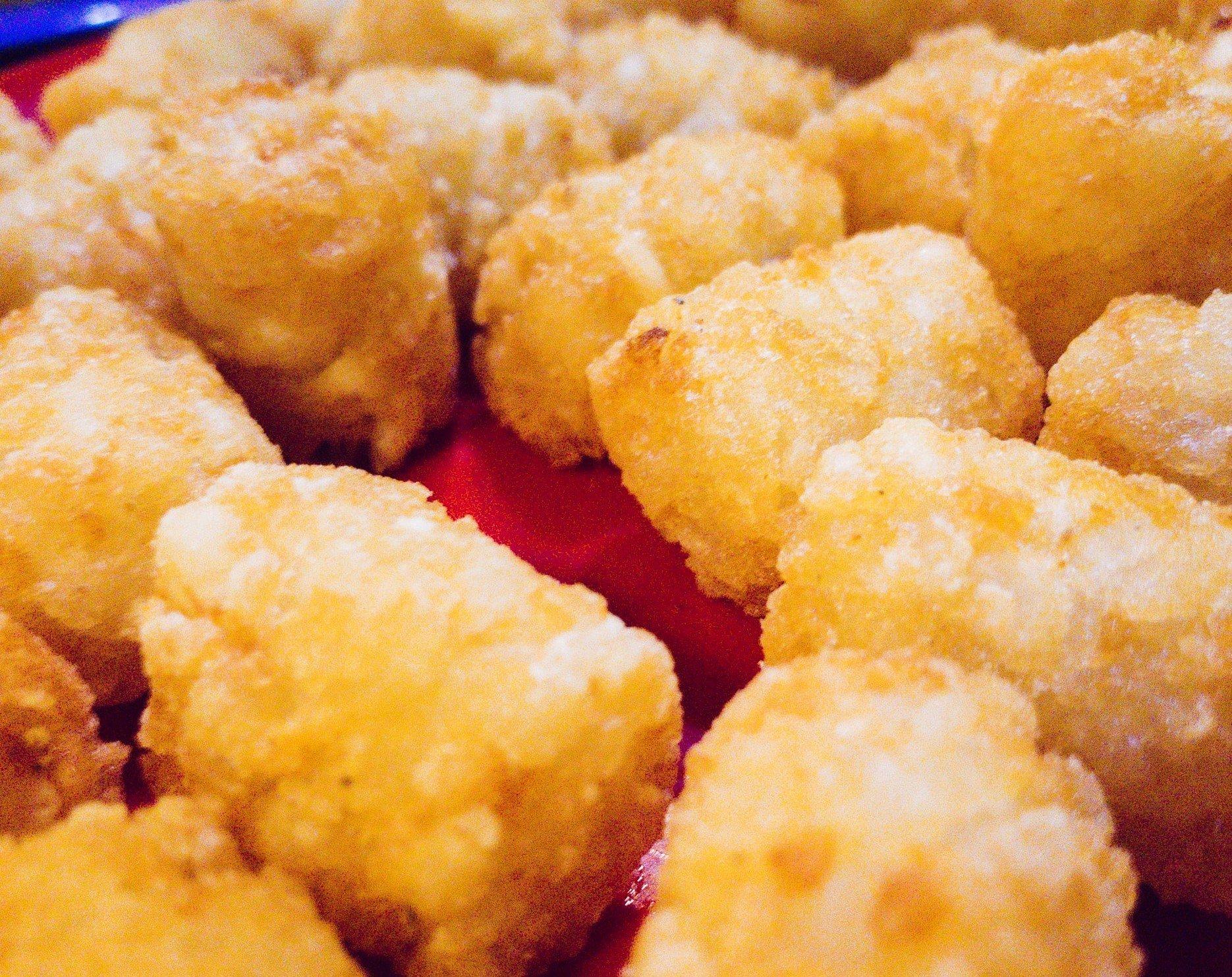 air fried potato gems